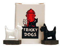 Magnetic Tricky Dogs